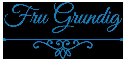 Frugrundig logo navn